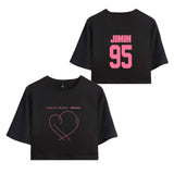 BTS Map Of The Soul Persona  Crop Top - SD-style-shop