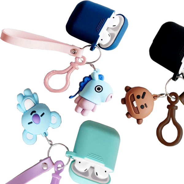 BT21 Silicone Case for Airpods