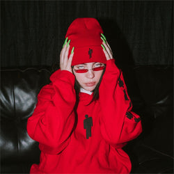 Billie Eilish Bad Guy Hoodie sweatshirt - SD-style-shop