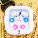EXO In-ear Earphones 3.5mm Stereo Earbuds Phone Game Headsets for Iphone Samsung MP3 - SD-style-shop