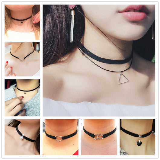 Choker Necklace 15 designs! - SD-style-shop