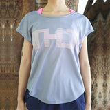 Athletic loose T-shirt - SD-style-shop