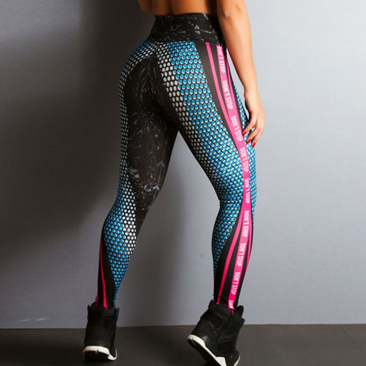 Fitness Leggings Don't Stop - SD-style-shop