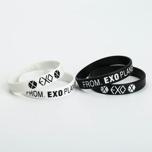 EXO silicone Bracelets - SD-style-shop