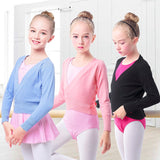 Ballet cross-over Wrap Cardigan - SD-style-shop