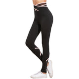 Athletic leggings with crisscross waist - SD-style-shop