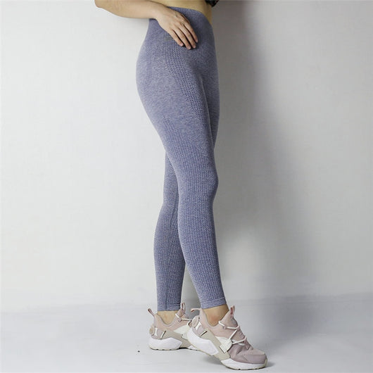 High Waist Seamless Leggings - SD-style-shop
