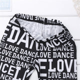 Girls Love Dance Leggings - SD-style-shop