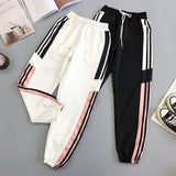 Side striped track pants - SD-style-shop