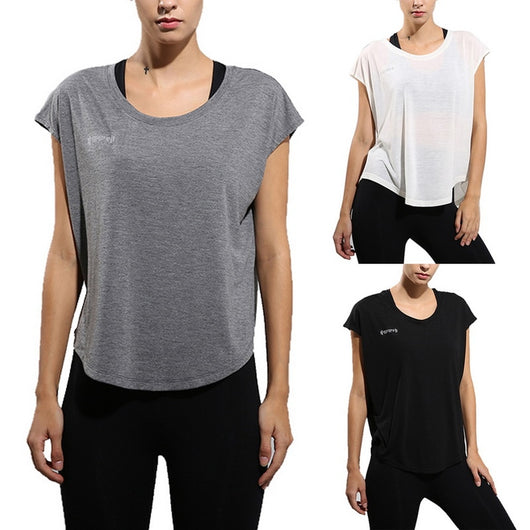 Loose fit quick dry Tshirt - SD-style-shop