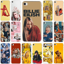 Billie Eilish Hard phone cover case for iphone - SD-style-shop