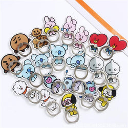 BT21 Phone Holder Ring - SD-style-shop