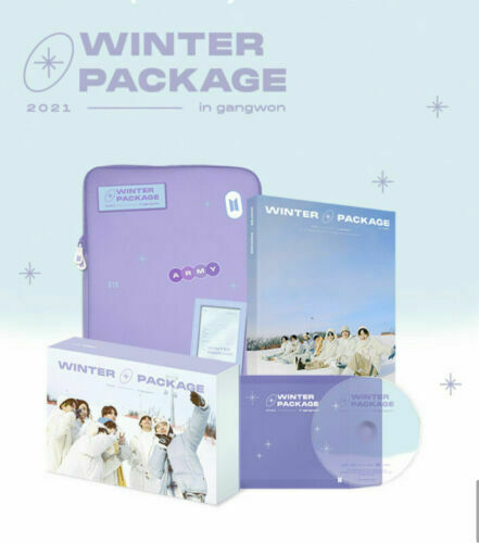 BTS 2021 Official Winter Package in Gangwon - SD-style-shop