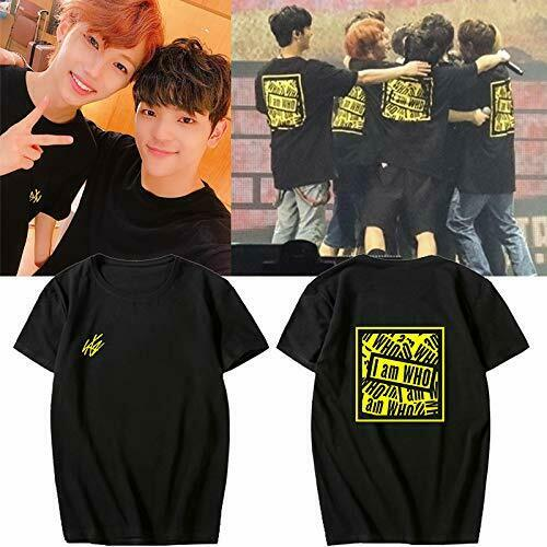 Stray Kids I Am WHO T-Shirt - SD-style-shop