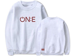 BTS ON:E Concert Merch, Sweater Style D White