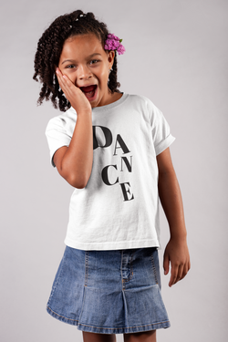 Kids Softstyle Dance Tee - SD-style-shop