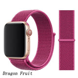 Sport woven Apple Watch band - SD-style-shop