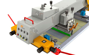 Grafica's Squeegee Pressure Equaliser delivers accuracy and consistency in printing