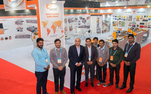 Printers feel the power of screen printing at Print Pack India 17