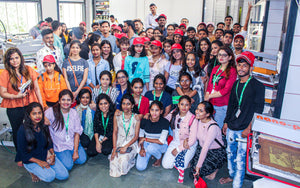 Industrial Visit for Students of Sasmira at DMI