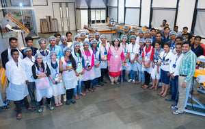 Students of KCES's Spark Institute of Multimedia and Printing Technology visit DMI
