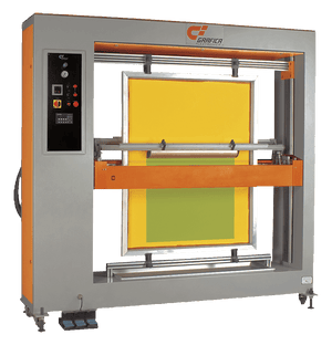 Screen Emulsion Coating Machine - graficaindiaonline