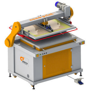 Screen Printing Machine, Nano-Print plus, grafica nano, grafica nano print
