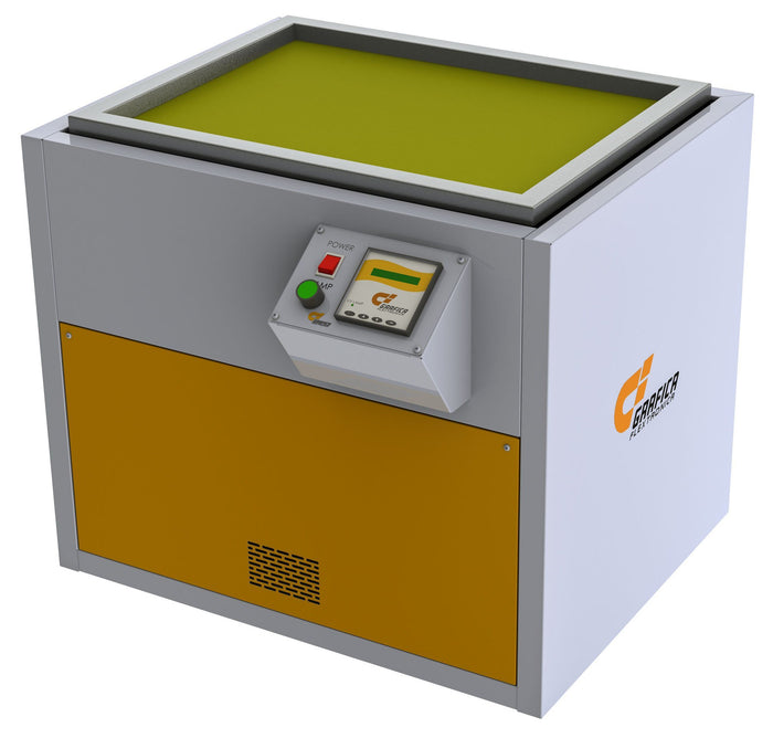 Screen Exposing Machine Without Vacuum for Nano-Print 1015