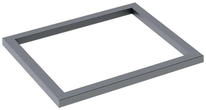 "Aluminium Screen Frame Section 1.5"" x 1.0"""