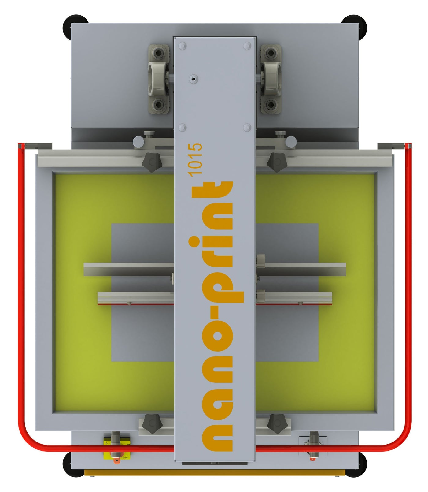 Screen Printing Machine Nano-Print™ 1015 with touch screen