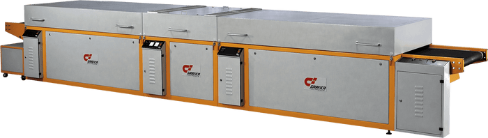 UV - Jet Air Combo Dryer For Solvent & UV Curing Inks