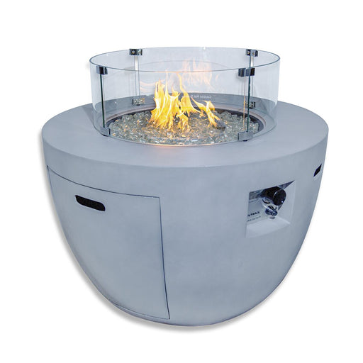 Infinity Gas Fire Pit
