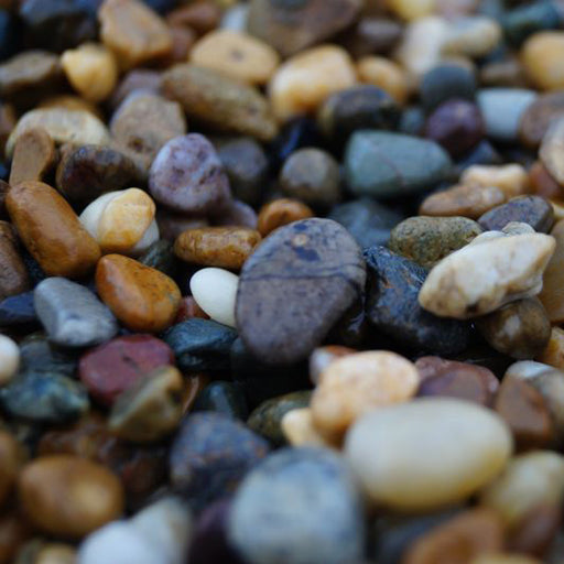 RockinNature™ Beach Pebbles 28-50mm