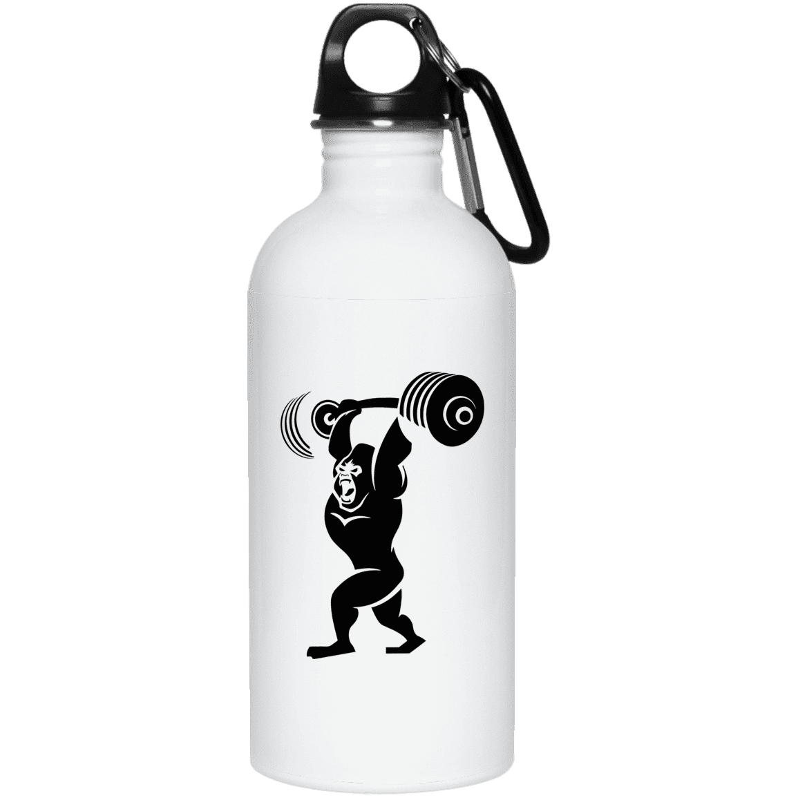 Drinkware 20oz Gorilla Press Water Bottle
