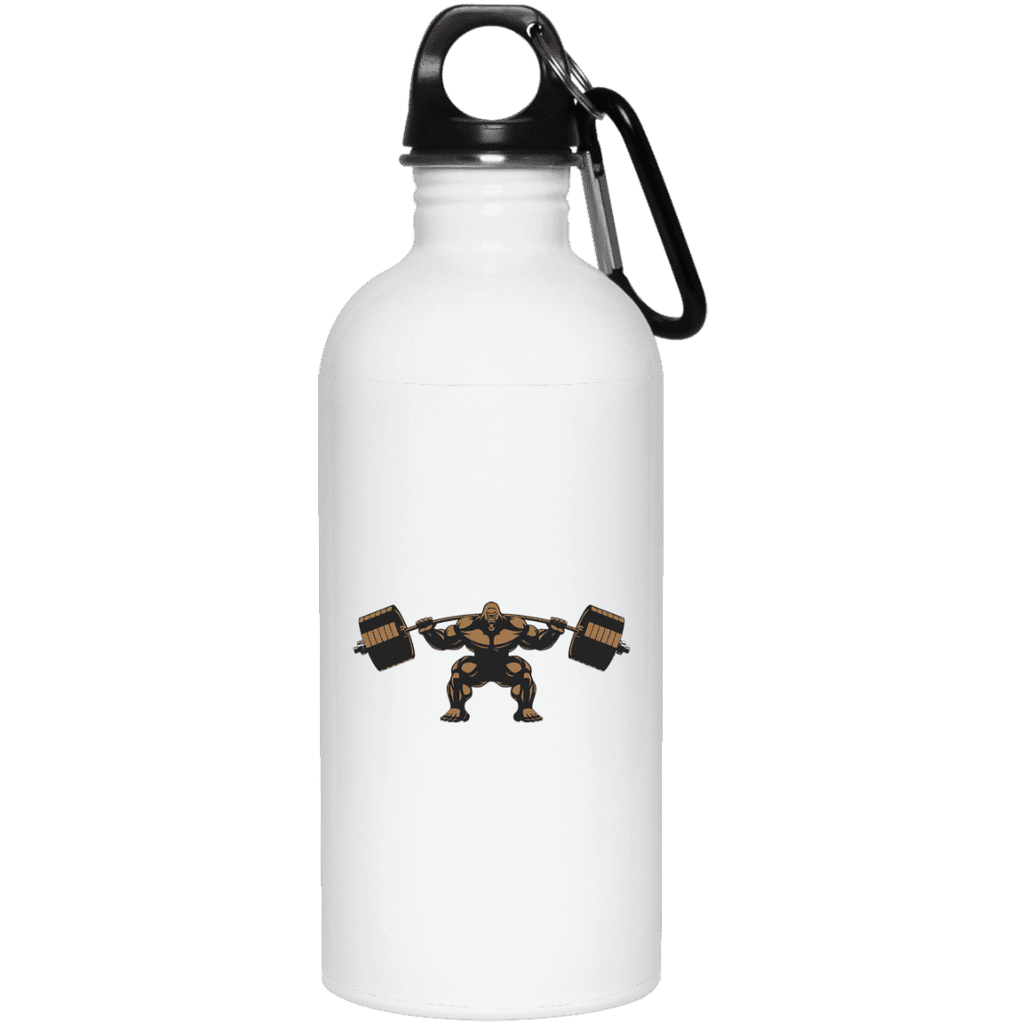Drinkware 20oz Gorilla Squat Water Bottle