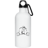 Drinkware 20oz Gorilla Strength Water Bottle