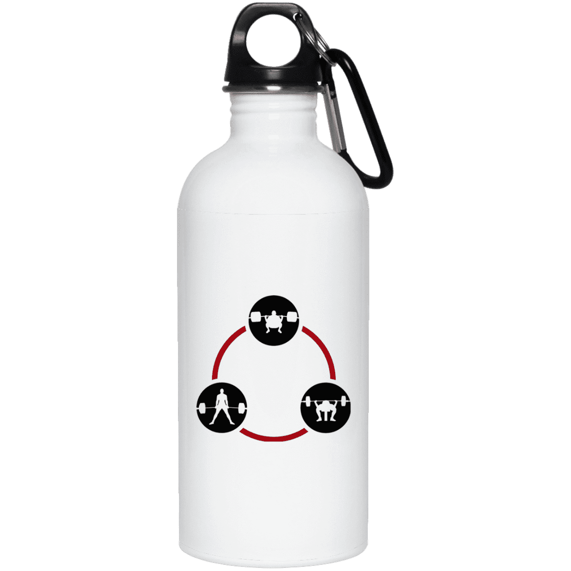 Drinkware 20oz Holy Trinity Water Bottle