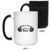 Drinkware White / One Size Meet Me At The Bar Color Changing Mug