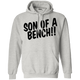 Sweatshirts Ash / S Son Of A Bench!! Hoodie