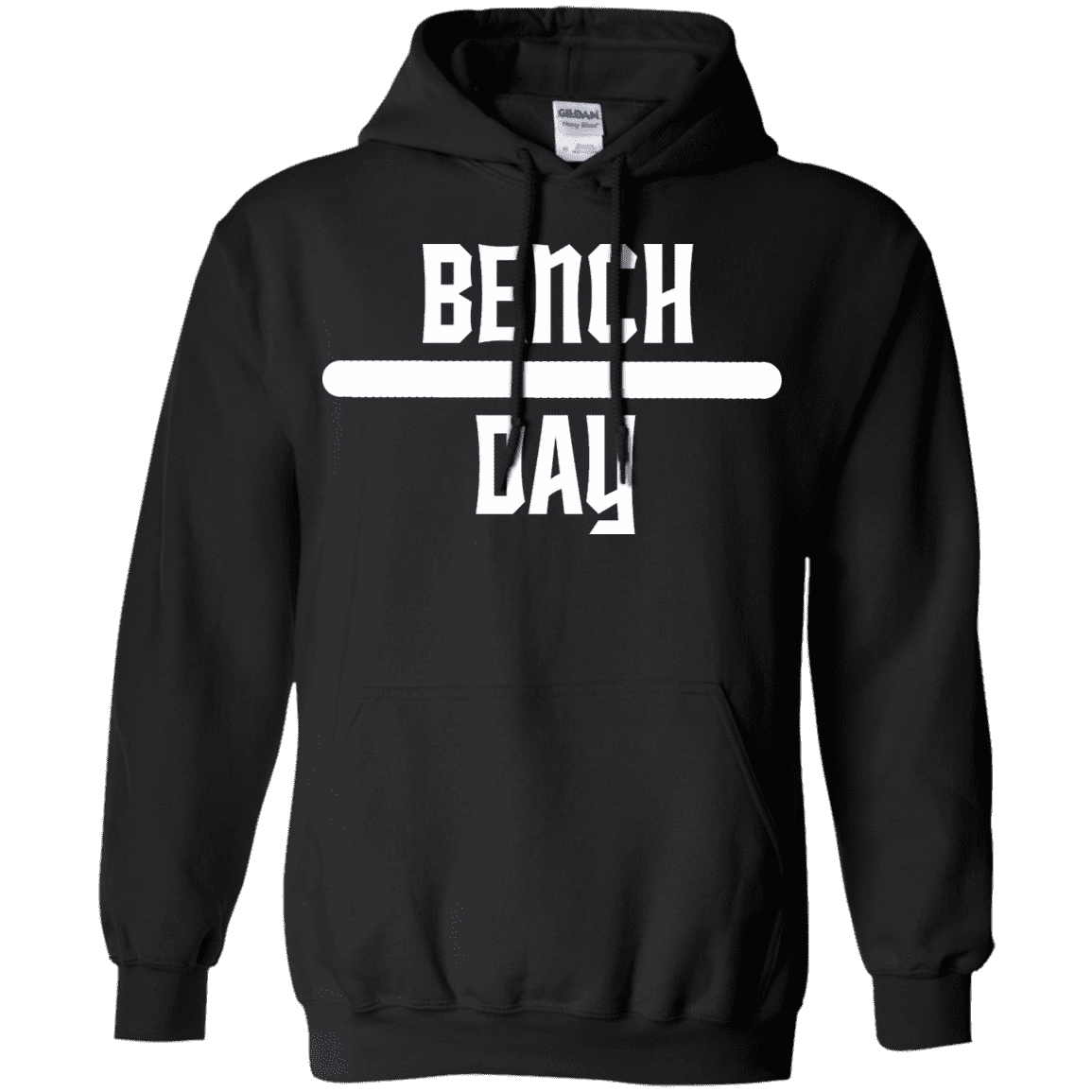 Sweatshirts Black / S Bench Day Hoodie