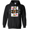 Sweatshirts Black / S King Of Squats Hoodie