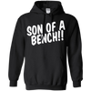 Sweatshirts Black / S Son Of A Bench!! Hoodie