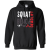 Sweatshirts Black / S Squat Bench Deadlift Hoodie