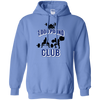 Sweatshirts Carolina Blue / S 1,000 Pound Club Hoodie