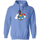 Sweatshirts Carolina Blue / S SuperRilla Hoodie