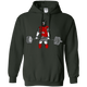 Sweatshirts Forest Green / S Beast Mode Hoodie