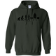 Sweatshirts Forest Green / S Evolution Hoodie