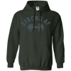 Sweatshirts Forest Green / S Strong AF Hoodie