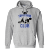 Sweatshirts Grey / S 1,000 Pound Club Hoodie