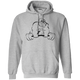 Sweatshirts Grey / S Gorilla Strength Hoodie